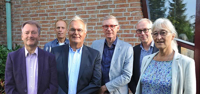 Bestuur vrienden van IJsselThuis